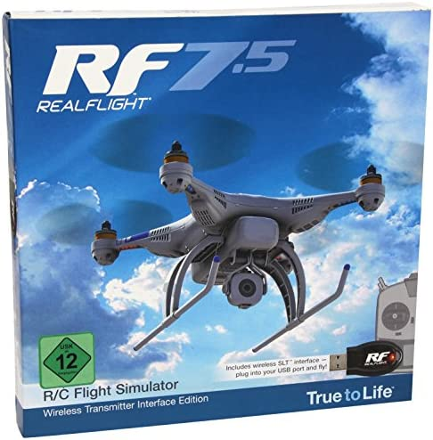 Real Flight - GPMZ4534 - Modélisme - Aviation - Wireless Interface Sans Fil - 7,5