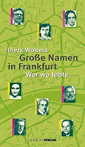 Große Namen in Frankfurt