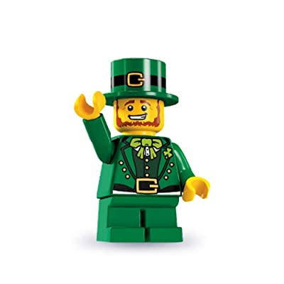Lego Minifigures Series 6 - Leprechaun: Toys & Games