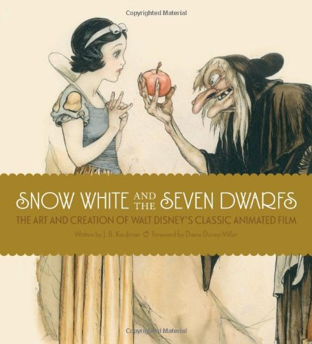 Snow White and the Seven Dwarfs: The Art and Creation (Snow White Mela Art)