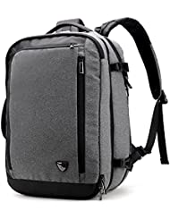 Laptop Backpack 2 In 1 Large Multifunctional Business Backpack 20-35 Liters Anti Thefy Durable Travel School Backpack...