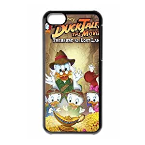 iPhone 5C Phone Case Black DuckTales The Movie - Treasure of the Lost Lamp AXF512670
