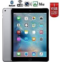Apple iPad Air 2 16GB Wifi (IPADAIR2B16) with 1 Year Extended WARRANTY - (Certified Refurbished)