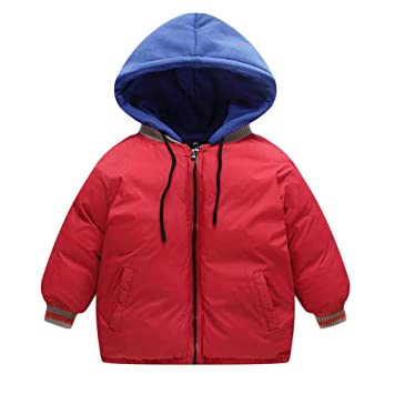 Little Kids Winter Warm Coat,Jchen(TM) Clearance! Baby Kids Little Boy