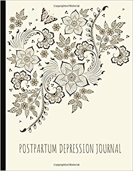 postpartum depression journal beautiful journal for ppd
