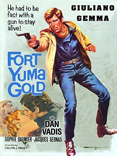 Amazon.com: Fort Yuma Gold: Giuliano Gemma, Dan Vadis