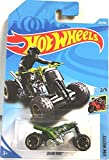 hot wheels moto - Hot Wheels 2018 50th Anniversary HW Moto Quad Rod (ATV) 229/365, Green