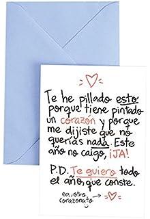 Pedrita Parker 00056 - Tarjeta de felicitación A6, 10.5 x ...