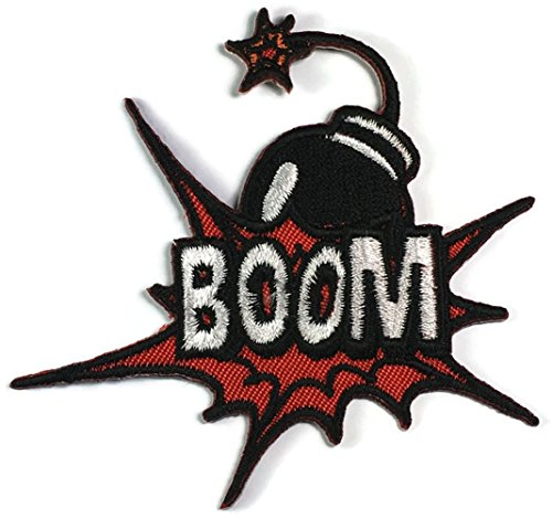 77-cm-x-75-cm-Boom-Sound-of-an-Explosion-Bomb-Cartoon-Children-Kids-Embroidered-Iron-patch-Sew-On-Patch-Clothes-Bag-T-Shirt-Jeans-Biker-Badge-Applique