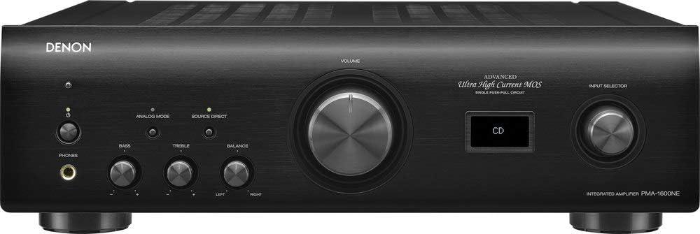Denon PMA-1600NE Amplifier - best amplifier for bigger rooms