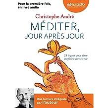 MÉDITER JOUR APRÈS JOUR 1CD MP3