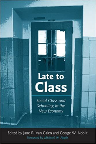 Cover of Late to Class