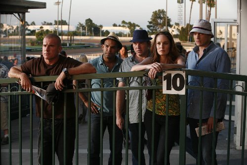 Prison Break - Season 4 [Alemania] [Blu-ray]: Amazon.es: Jodi Lyn O ...