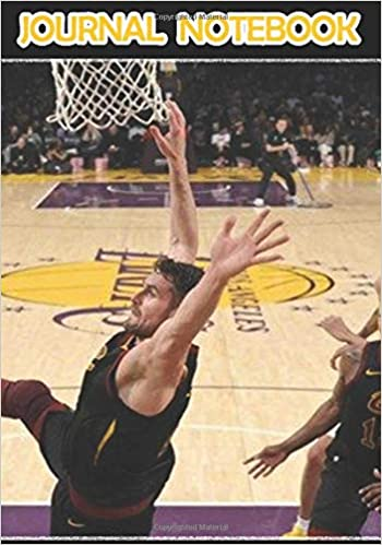 Cleveland Cavaliers Vs Los Angeles Clippers Notebook Notepad