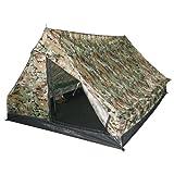 Mil-Tec Mini Pack Standard Two Man Tent Multitarn