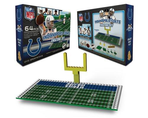 NFL Colts d'Indianapolis Endzone Toy Set