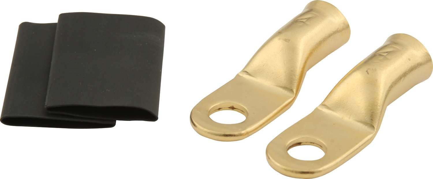 Quickcar Racing Products 57-525 1//4 Hole Power Ring for 4-Gauge Cable