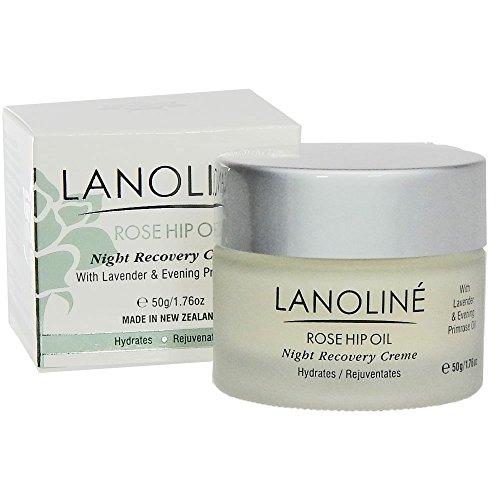 Lanoline Rose Night Recovery Creme product image
