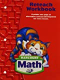 Harcourt School Publishers Math, Harcourt School Publishers Staff, 0153364882