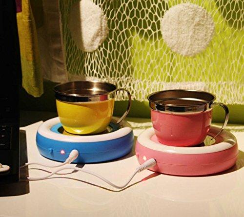 Beverage Warmer | USB Coffee/Tea Cup/Mug Warmer | Keep your Coffee or Tea drink warm for longer time by Ehome (Image #2)