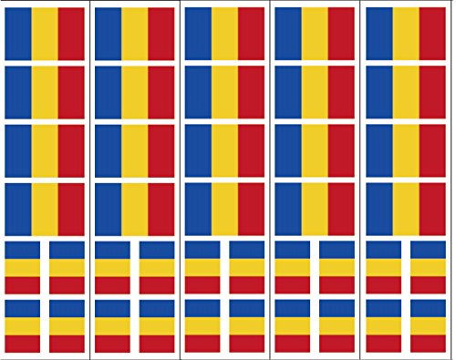 40 Tattoos: Romania Flag, Romanian Party Favors]()
