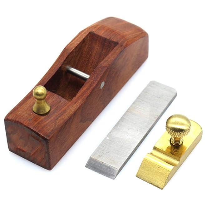 Mini juego de herramientas de mano para cepilladora de madera ...