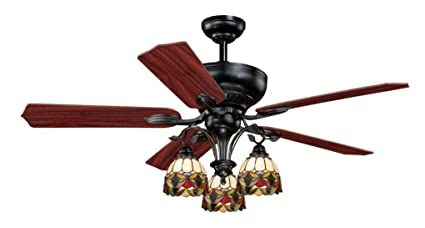Vaxcel f0006 french country ceiling fan 52 oil shale finish vaxcel f0006 french country ceiling fan 52quot oil shale finish aloadofball Image collections