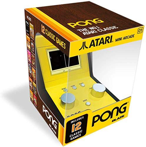 Atari Pong Mini Arcade (with 5 retro games) (Electronic Games)