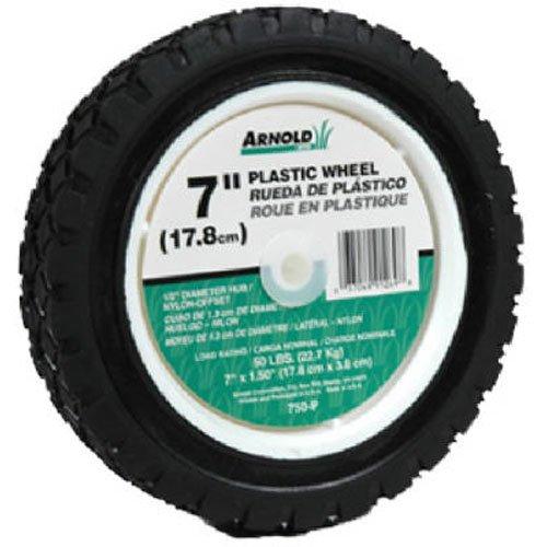 Arnold Plastic Wheel Load Rating