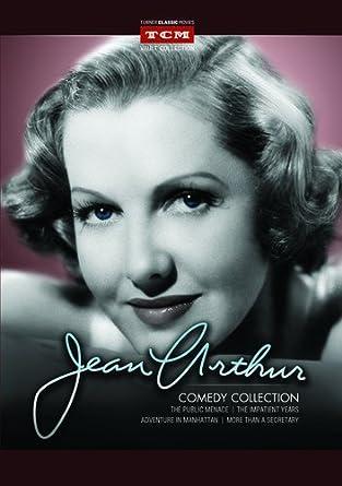 Amazon com: Jean Arthur: Comedy Collection: Jean Arthur, Joel McCrea