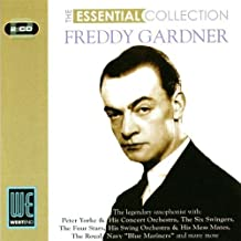 Essential Collection by FREDDY GARDNER (2010-05-11)