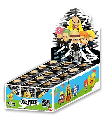 Vendita Ani Chara One Piece World Heros Strong Box 4580121317646 iuZXlPTwOk