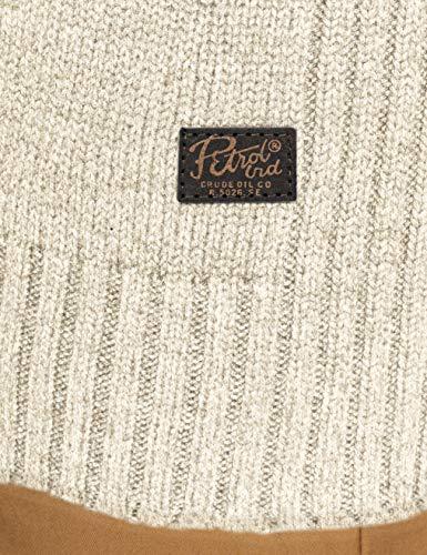 Industries Bv Homme 0007 White Ecru Pull antique Petrol gHBWFB