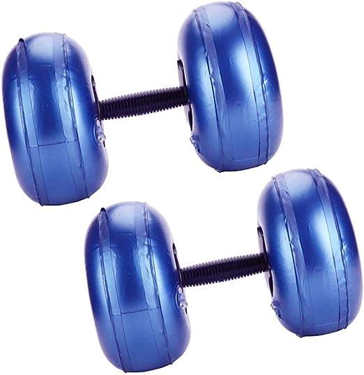 Pesa de gimnasia Ajustable con mancuernas llenas de agua Eco-Friendly Sports Fitness Training Jarra de agua con mancuernas para entrenamientos en casa, entrenamiento de fuerza, pérdida de peso: Amazon.es: Hogar