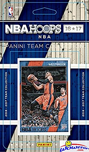 oklahoma-city-thunder-2016-2017-panini-hoops-nba-basketball-brand-new-factory-sealed-complete-licens