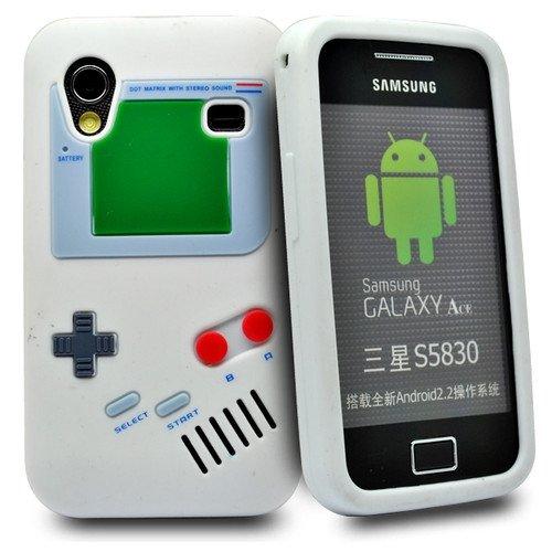 Samsung 013 - Carcasa de silicona para Samsung Galaxy Ace ...
