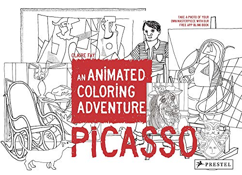 - Picasso: An Animated Coloring Adventure