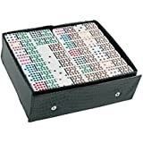 Mexican Train Domino Set, Professional set of 190