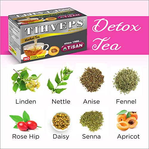 Natural Slimming & Detox Tea - Abdominal Fat Burn - Boost Metabolism - (Special 4th of July Price)