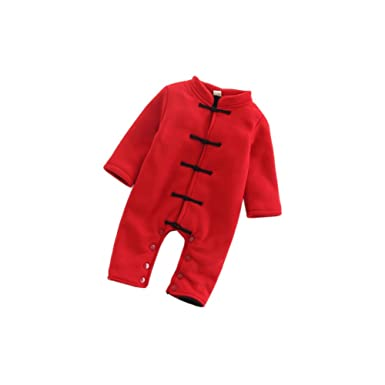 c805d2c78 Infant Chinese Style Romper