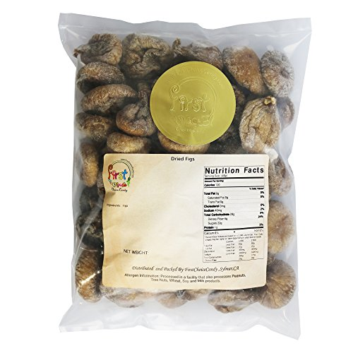 Dried Figs 2 Pound 32 oz Bulk Bag