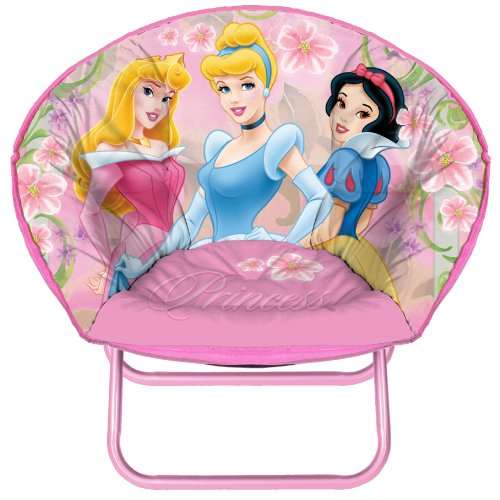 Princess Chair - Disney Princess Mini Saucer Chair