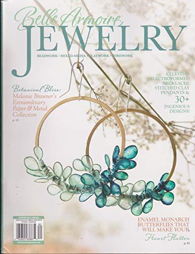 Belle Armoire Jewelry Magazine June/July/August 2018 - Bella Armoire