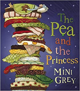 the princess and the pea short story pdf