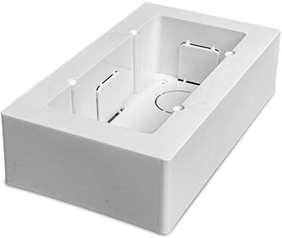 LEDKIA LIGHTING Caja Universal De Superficie 161x92x42 mm PCPC ...
