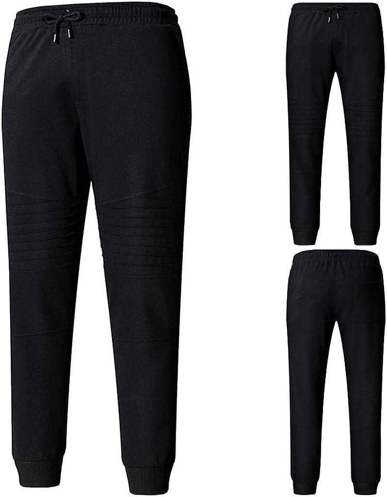 Palarn Sports Pants Casual Cargo Shorts Fashion Mens Casual Plain Color Patchwork Fold Sports Shorts Home Pants