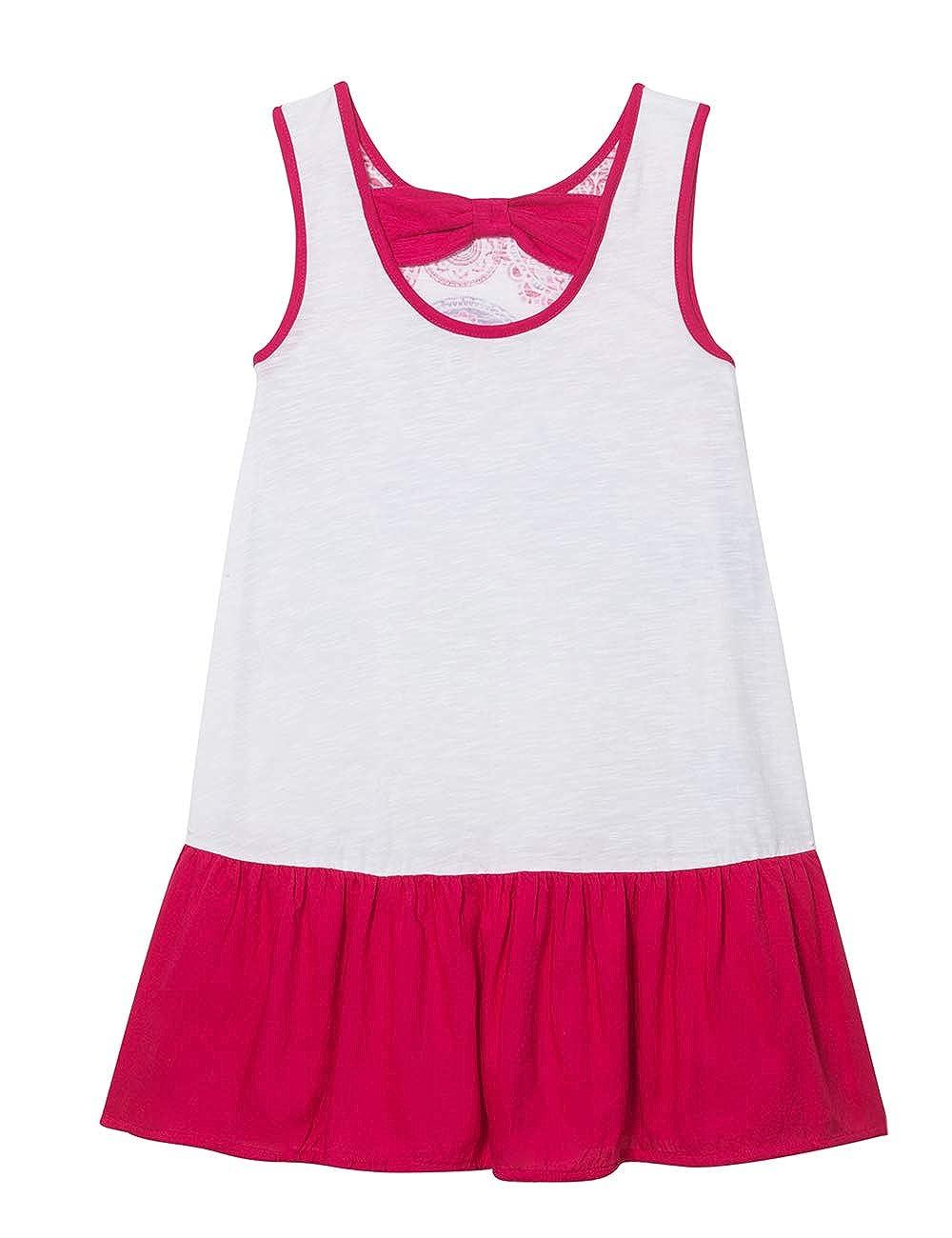 Vestito Bambina Desigual Girl Knit Dress Sleeveless Vest/_argel