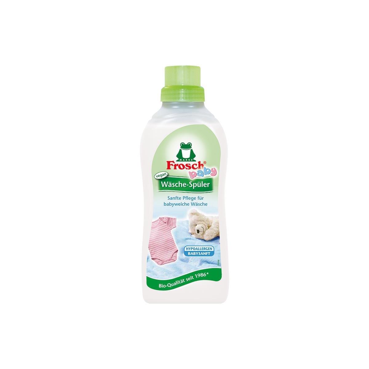 Frog baby wash conditioner 750 ml -. Hypoallergenic Babysanft Frosch