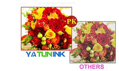 YATUNINK # 564XL 1 Pack Printer Head Plus 5 Pack Ink Cartridges For Photosmart C309 C310 C410 C510 B209 B210 B110c by Yatunink (Image #3)