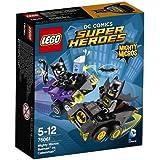 LEGO - 76061 - Dc Comics Super Heroes - Mighty Micros - Batman contre Catwoman